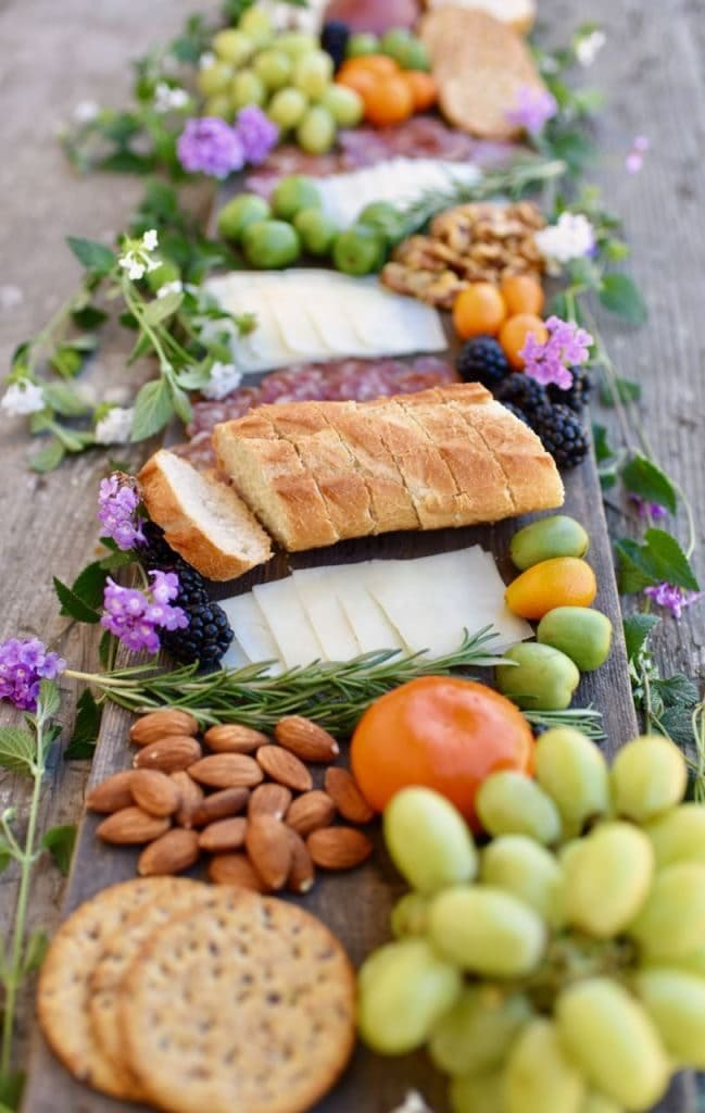 How to make a charcuterie board perfect for spring