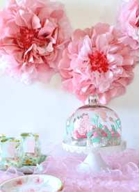 Girl Baby Shower Ideas + Free Cut Files - Make Life Lovely