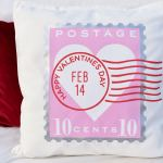 Make These Attractive Valentine Pillow Covers In Under An Hour