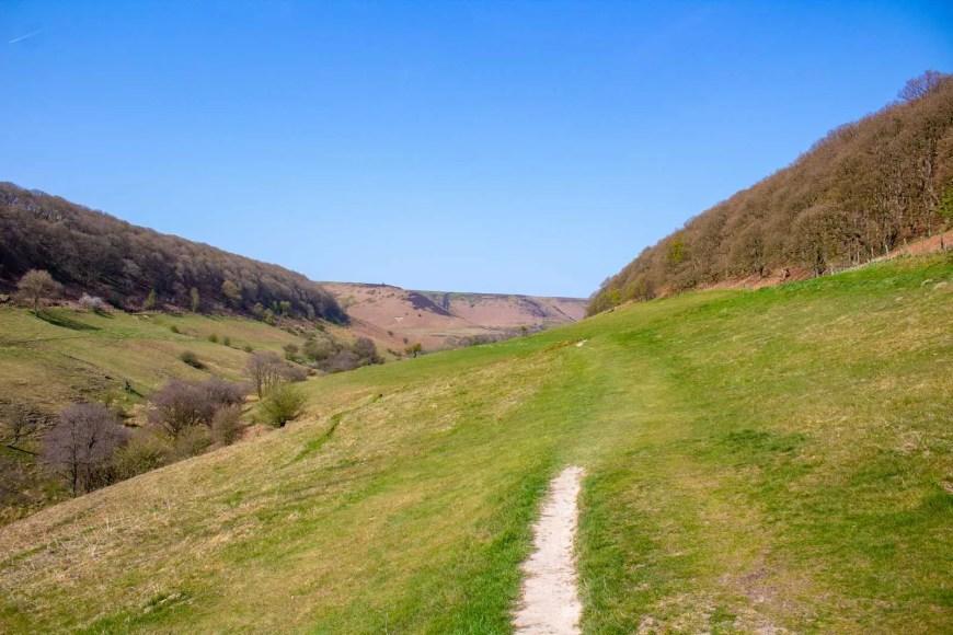 Hole of Horcum walk