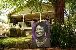 Lots of people credit Stacey Abrams with turning Georgia blue. A few of my friends in Cabbagetown helped with that too.