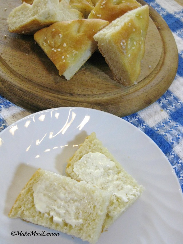 © Make Mine Lemon Focaccia - No Butter Needed, but ...
