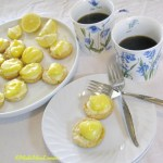 Lemon Tassies – It's The Little Things.