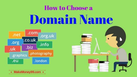 How to choose domain name for your business
