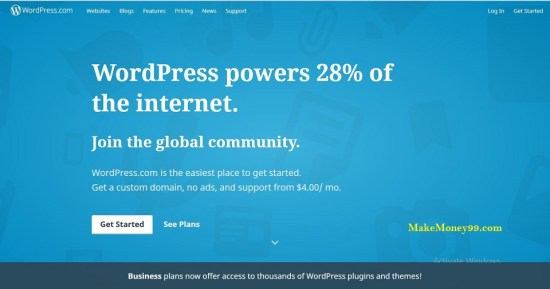 Self hosted WordPress