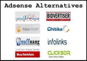2016 adsense alternatives