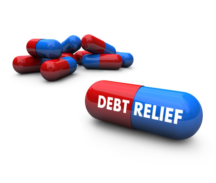 Deal With Financial Debt With An Array Of Debt Relief Options