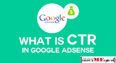 Google on green back ground