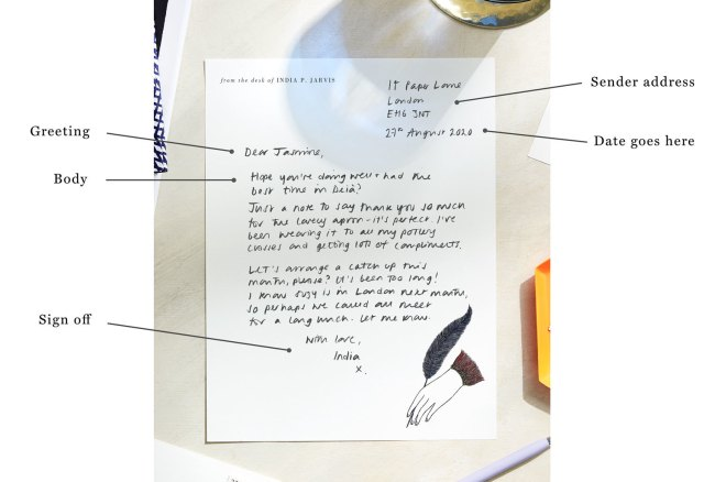 Writing a Personal Letter – MakeMyAssignments Blog