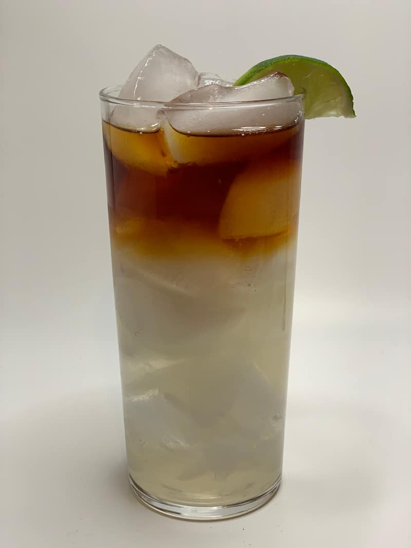 Dark and Stormy Recipe - Make My Cocktail - Cocktail Generator