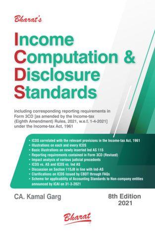 Bharat Income Computation & Disclosure Standards CA Kamal Garg