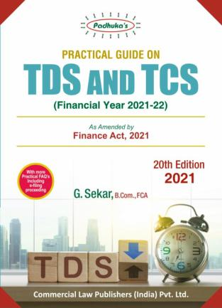 Commercial Practical Guide on TDS and TCS By G. Sekar
