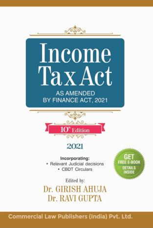 CommercialIncome Tax Act By Dr Girish Ahuja Dr Ravi Gupta