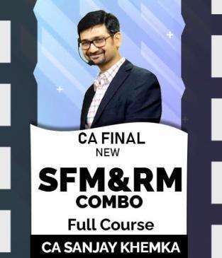 Video Lecture CA Final SFM and Risk Management Sanjay Khemka