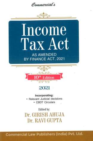 Commercial Income Tax Act By Dr Girish Ahuja Dr Ravi Gupta