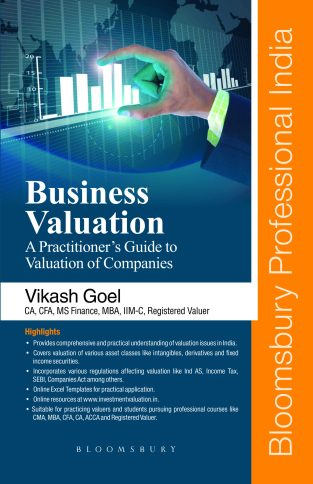 Bloomsbury Business Valuation Valuation of Companies By Vikash Goel
