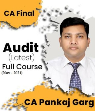 Video Lecture CA Final Auditing Regular New Syllabus By CA Pankaj Garg