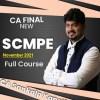 Video Lectures CA Final (SCMPE) Regular Course CA Sankalp Kanstiya