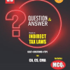 CA Final Indirect Tax Law Q&A Compiler Old and New CA Ramesh Soni