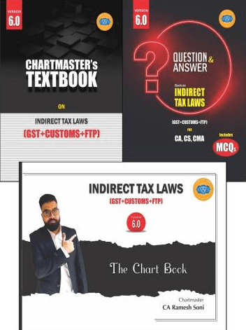 CA Final Combo Indirect Tax Laws CA Ramesh Soni Nov 2021 Exam