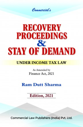 Commercial Recovery Proceedings Stay of Demand By Ram Dutt Sharma
