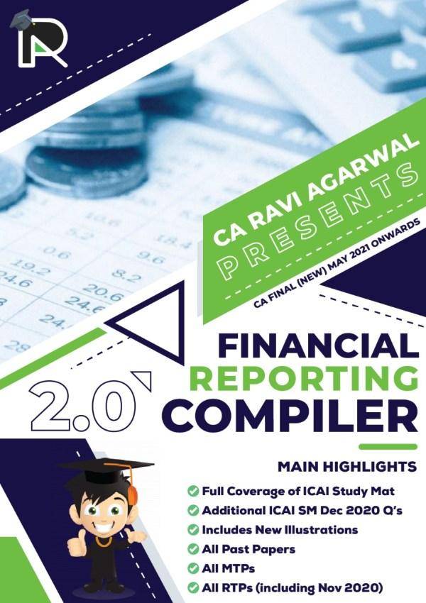 CA Final Financial Reporting Compiler New Syllabus By CA Ravi Agarwal