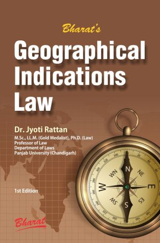 Bharat Geographical Indications Law By Jyoti Rattan Edition July 2021