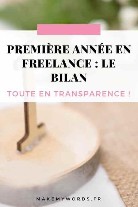 bilan freelance