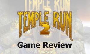 Temple Run 2 - Mobile Game app Review