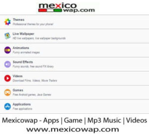 Mexicowap - Games | Apps | Mp3 Download | Videos - www.mexicowap.com