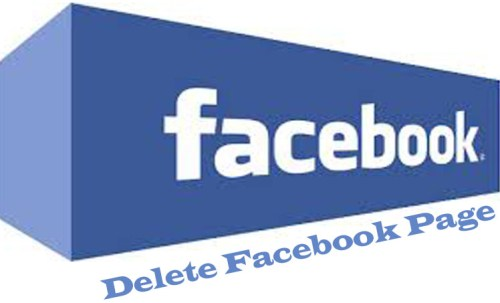 Delete Facebook Page - How to Delete a Facebook Page