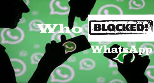 how to know who blocked you on WhatsApp
