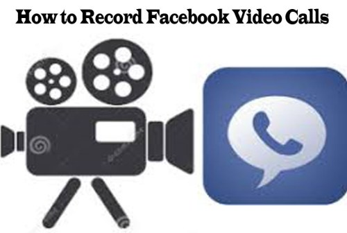 How to Record Facebook Video Calls