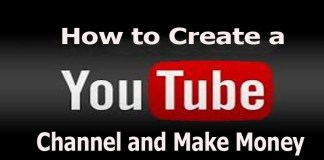 How to Create a YouTube Channel and Make Money - YouTube Account