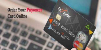 Payoneer Card - Order Your Payoneer Card Online