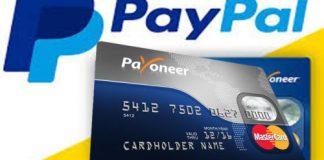 Add Payoneer Card to PayPal - Payoneer Card