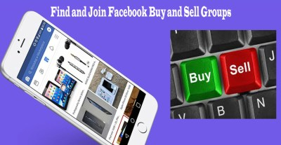 How Do I Find and Join Facebook Buy and Sell Groups
