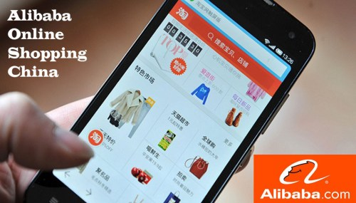 Shop with Alibaba Online Shopping China