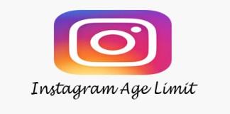 Instagram Age Limit - www.Instagram.com