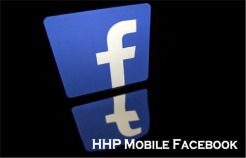 HHP Mobile Facebook - Access Facebook