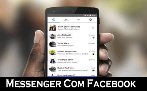 Messenger Com Facebook - What is Facebook