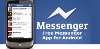 Free Messenger App for Android - Facebook Messenger App