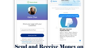 Send and Receive Money on Messenger Using PayPal