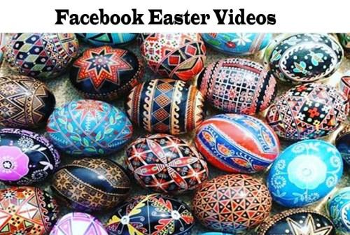 Facebook Easter Videos | Happy Easter Videos Facebook