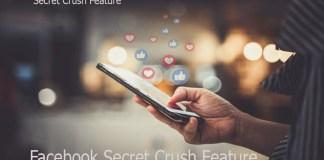 Facebook Secret Crush Feature
