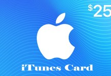 iTunes Card - How to Find, Redeem and Send iTunes Card