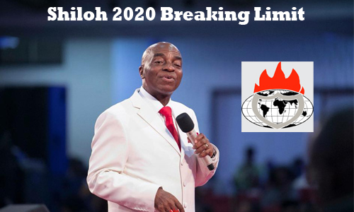 Shiloh 2020 Breaking Limit