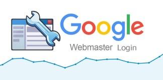 Google Webmaster Login