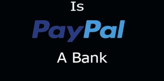 Is PayPal a Bank