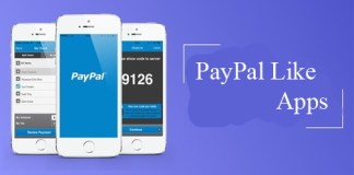 PayPal Like Apps